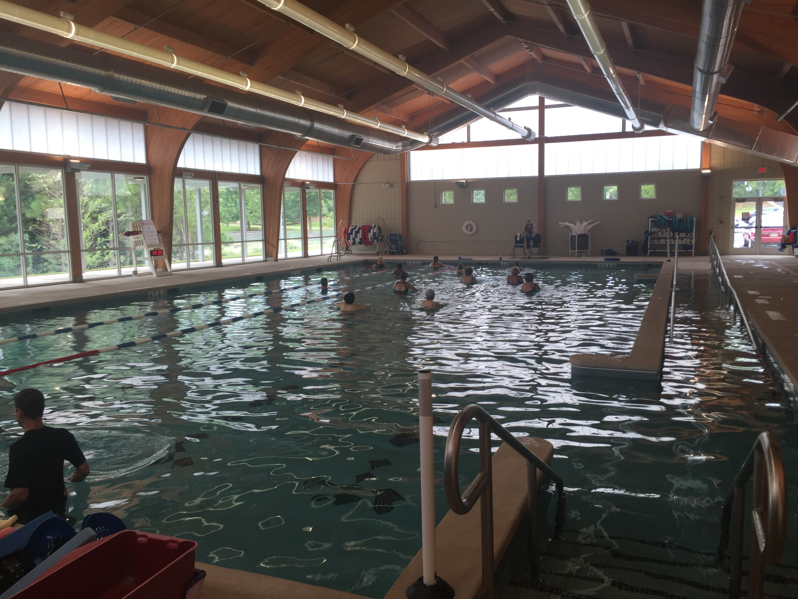 Dmd engineering testing inc established 1994 parks trails and recreational facilities for Swimming pool management companies