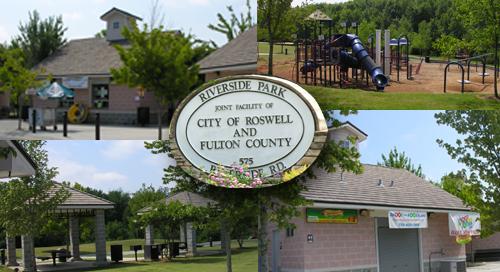 Riverside Park Roswell ga Bridge Park Roswell ga